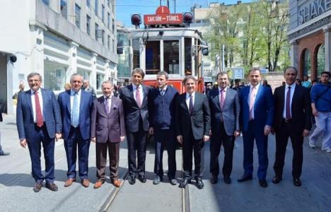 Belediye başkanları, Beyoğlu'ndaki