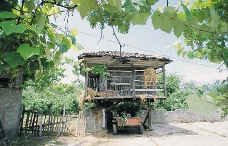 Akçakoca'da tarihi evler