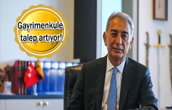 İstanbul'da 30 yıllık gayrimenkul işi var!