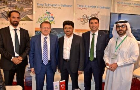 Balıkesir'e Arap yatırımcı