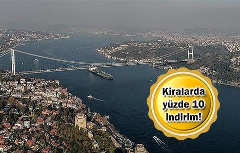 İstanbul'da kira fiyatları