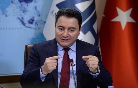 Ali Babacan: Enflasyonda