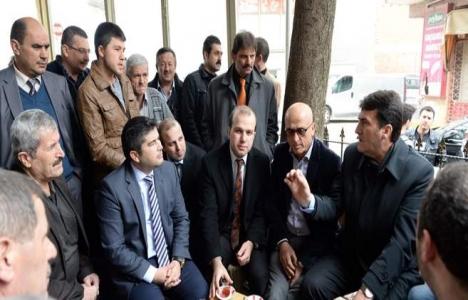Soğanlı'daki kentsel dönüşüm Bursa'ya değer katacak!