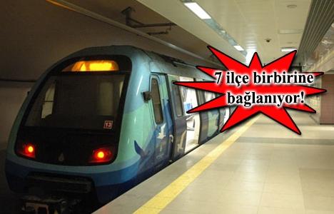 Küçükçekmece-Çatalca Metro Hattı'nın