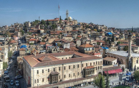 Gaziantep'te 135.7 milyon