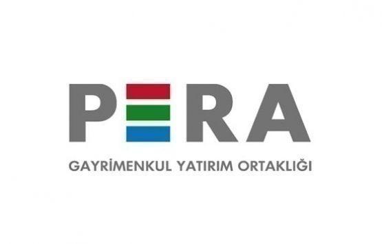 Pera GYO 2018'de aylık 102 bin TL'lik yeni kira sözleşmesi imzaladı!