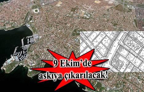 Kadıköy Göztepe'ye avm ve konut projesi geliyor! İmar planı hazır!