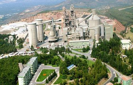 Bursa Çimento yeni bir ürettim hattı kuruyor!