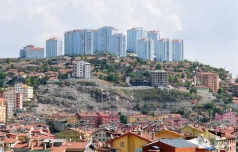 TOKİ Mamak'ta 1374