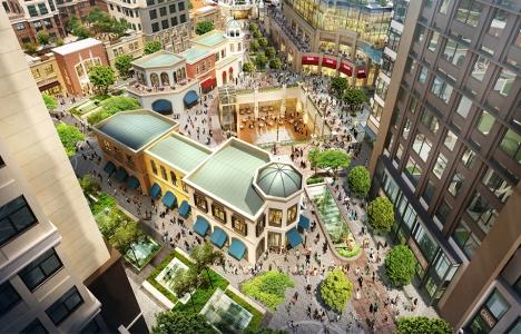 Emaar Square'nin AVM