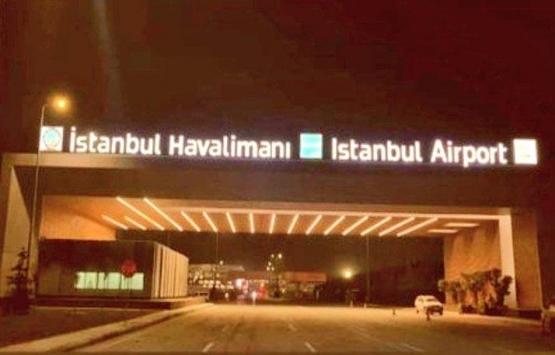 3. havalimanı'nın adı