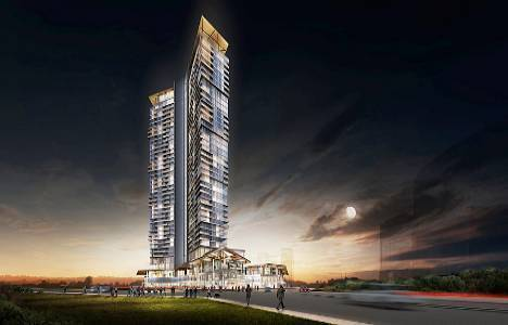 Ankara One Tower'da