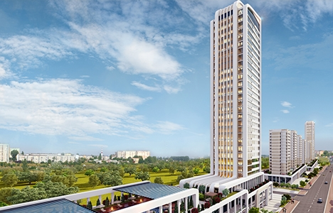 Onur Park Life İstanbul'da 345 bin TL'ye 2+1 daire!