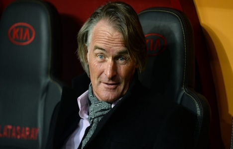 Galatasaray, Riekerink'in 500