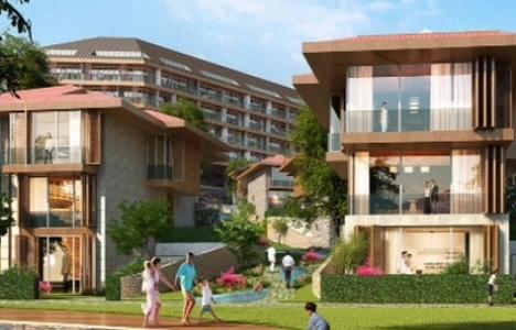 Çengelköy Park'ta rezidanslar Ocak 2016'da teslim!