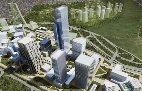 İstanbul Uluslararası Finans Merkezi Ofisleri Projesi!