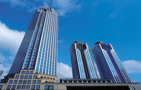 İş Kuleleri Kule 3'ün üzerine 444 milyon TL'lik ipotek konuldu!