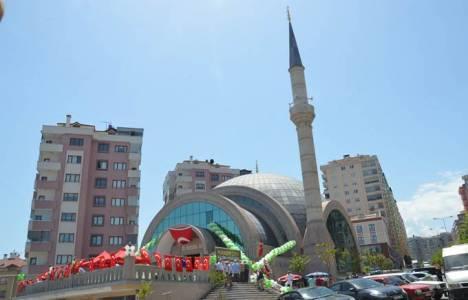 Trabzon Muradiye Cami ibadete açıldı!