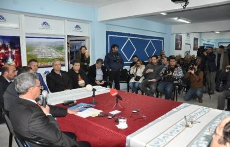 Balıkesir Küçük Sanayi Sitesi imar planına itiraz!