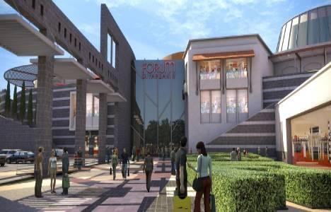 Forum Diyarbakır yükselmeye