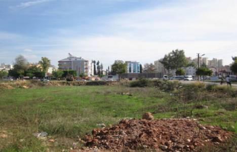 Antalya Konuksever'e yapılacak