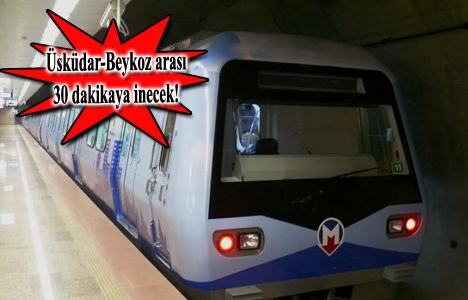 Üsküdar-Beykoz Metro Hattı ihalesi 27 Haziran'da!
