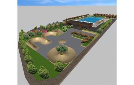 Kepez'e kapalı yüzme havuzu inşa edilecek!