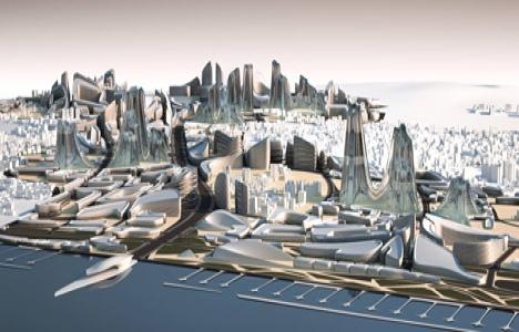 Zaha Hadid'in Kartal kentsel dönüşüm projesine onay çıktı!
