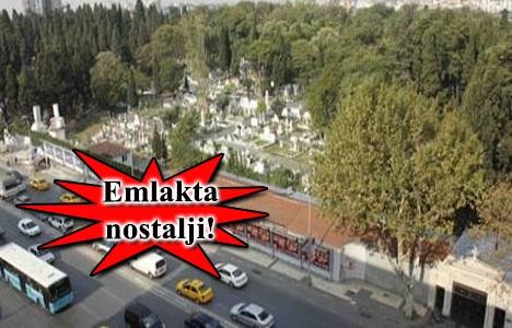 Şehir içindeki mezarlıklar