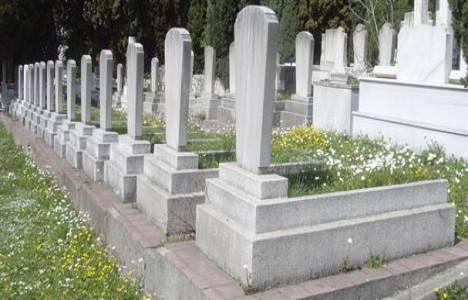 İstanbul mezarlık