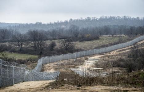 Bulgaristan Türkiye sınırına