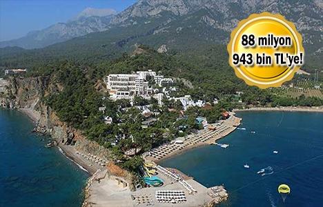 Antalya Club Phaselis tatil köyü icradan satışa çıkarıldı!