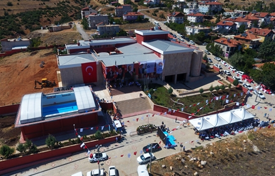Elmalı Muhammed Hamdi Yazır Kültür Merkezi açıldı!