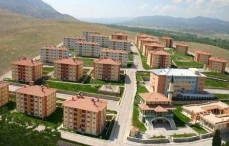 TOKİ Afyonkarahisar Haydarlı 77 Tarımköy Konutu ihalesi 29' Ağustos'ta!