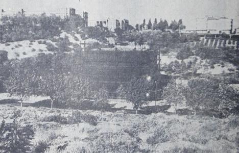 1970 yılında Belediye,
