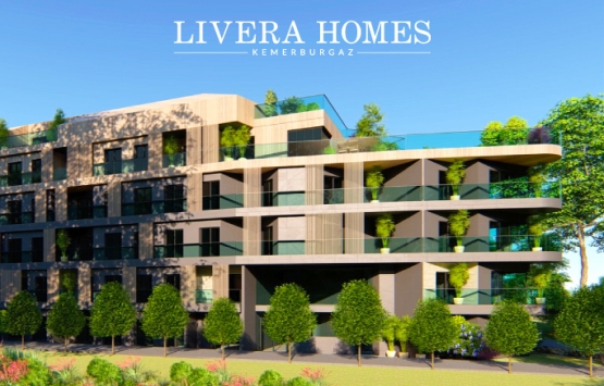Livera Homes'ta 2. etap satışa çıkıyor!