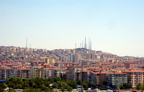 Ankara Yenimahalle'de 3.7