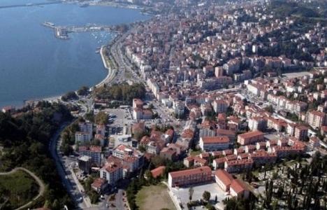 Kocaeli'de D-100'e bakan binalar kent estetiğine uygun hale gelecek!