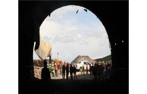Ardahan Mozeret Tüneli 2018 Haziran'da tamam!