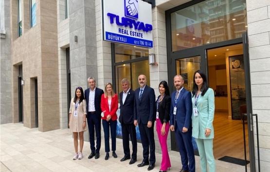 TURYAP, Büyükyalı temsilciliğini hizmete açtı!