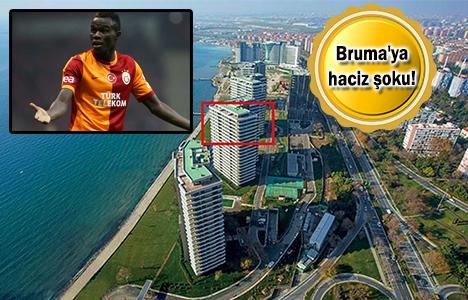 Armindo Bruma'nın başı kiraladığı lüks daire yüzünden dertte!