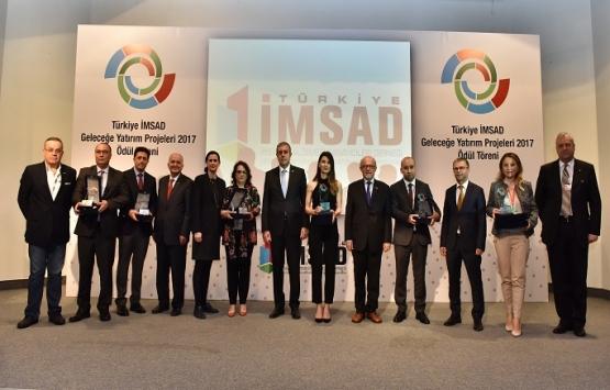 Türkiye İMSAD Geleceğe Yatırım Ödülleri töreni gerçekleştirildi!