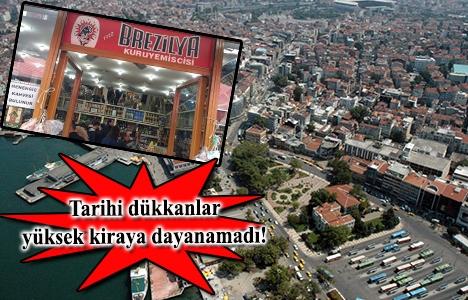 Kadıköy'de dükkanlar