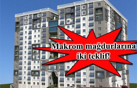 Makrom City Tara Yapı'ya devredildi!