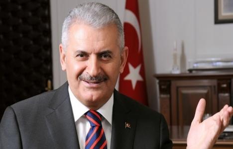 Başbakan Yıldırım, İzmir'e