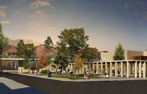 Bergama'ya kültür merkezi