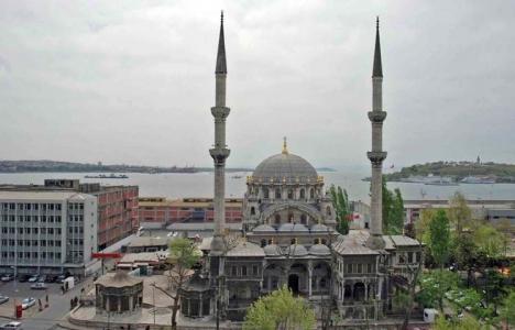 Cihangir Camii restore