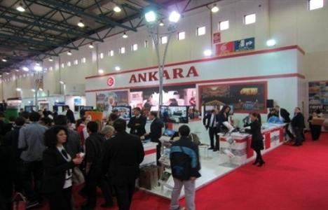 Emitt Fuarı'nda Ankara'nın tanıtımı yapılacak!