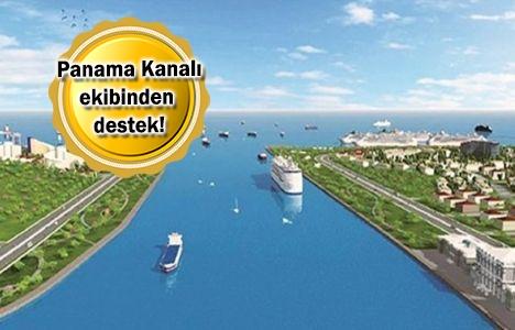 Kanal İstanbul için Panama anlaşması!