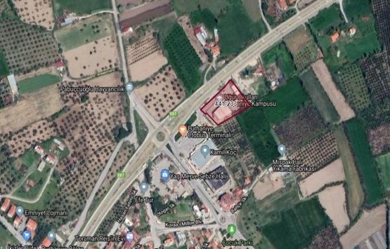 Balıkesir'de 14.7 milyon TL'ye icradan satılık okul binası ve akaryakıt istasyonu!